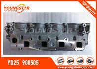 Volledige AluminiumCilinderkoppen voor NISSAN Narava Cabstar YD25 908505