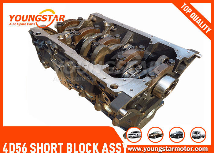 Mitsubishi Pajero L300 4D56 2.5TD Engine Short Block ASSY With PISTON  21102-42K00A