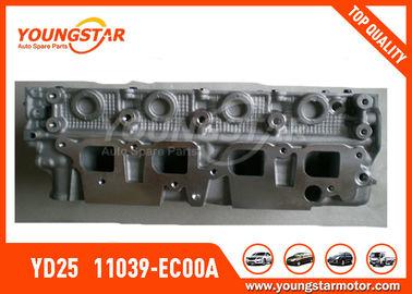 De Cilinderkop 2.5DDTI DOHC 16V 2005 - 11039 van Nissan Navara YD25 - EC00A